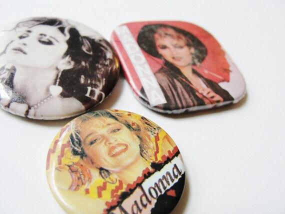 Vintage Madonna Pins