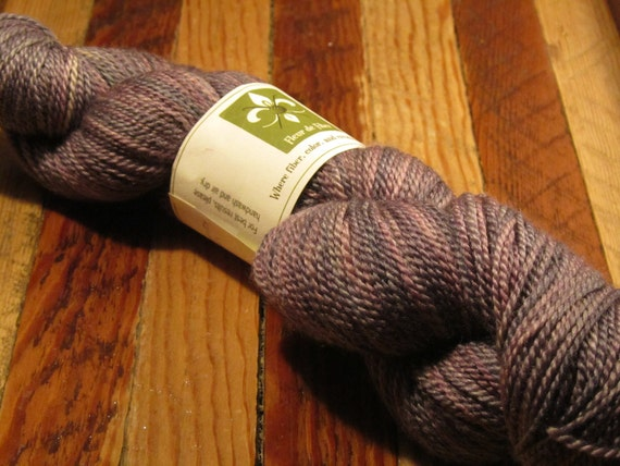 Aries Oceanus Wool/Seacell Rayon Fingering Yarn: Spaulding