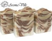 Cinnamon & Turmeric Goats Milk handmade natural soap cold process