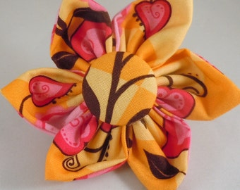Dog Flower, Dog Bow Tie, Cat Flower, Cat Bow Tie - AndaLucia