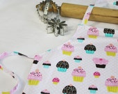 Dainty Cupcakes Child Apron