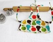 Healthy Cooking Doll Apron