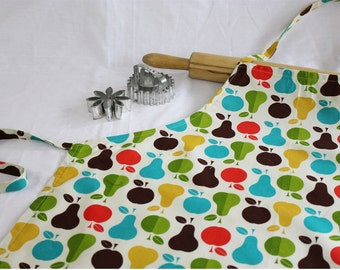 Healthy Cooking Adult Apron