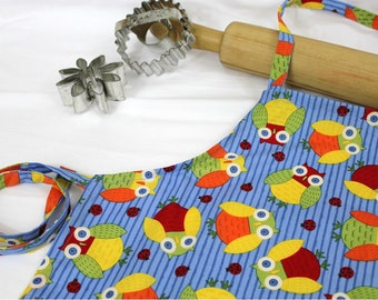 Give a Hoot Child Apron