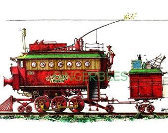 City to City Express Train