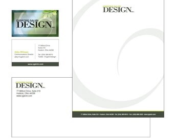 Custom Corporate Identity Package