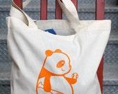 Tote Bag - Panda Baseball
