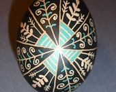 Windmill Design Pysanka