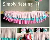 Festive Fringe Drape...Tissue Paper Fringe Drape,  Tissue Paper Decoration, Tissue Paper Garland, Tissue Paper Fringe Garland