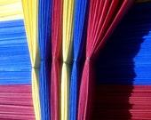 7 Pom Poms, Choose Your Colors
