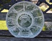 "Me.Nom.I.Nee ""Menominee County Michigan Centennial Plate"
