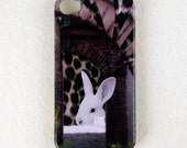 designer iPhone case by re,play - Rabbit is Waiting for iPhone 4 4S
