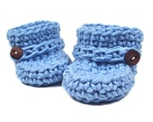 PATTERN Baby Booties