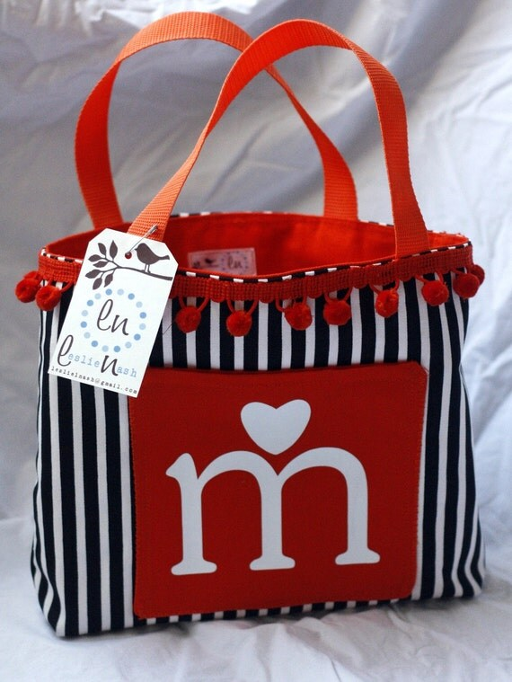 Personalized Eloise Canvas Tote Bag