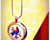 1970s hipster Avon choker necklace