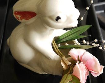 Precious Bunny Planter