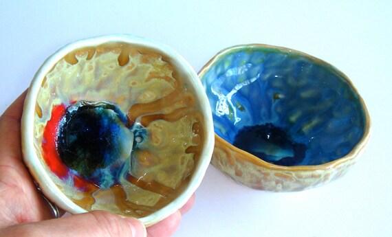 Pinch pots, small bowls