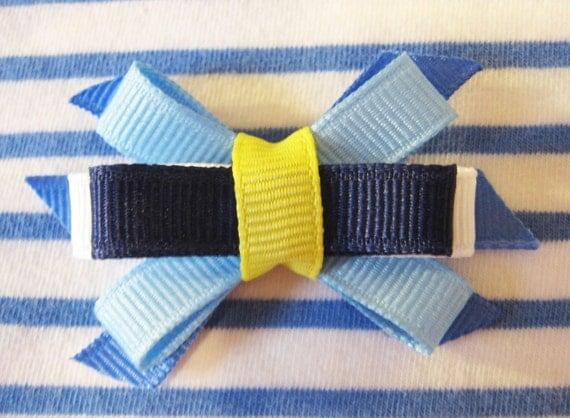 M2M Gymboree Greek Isle Style Itty Bitty Bow
