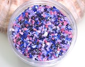 Boysenberry Frit Blend for Lampwork Bead Making 96 CoE Glass Ltd. Edition Purple Violet Amethyst Lavender Lilac Rose 2 oz. Jar