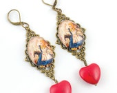 Vintage Alice Earrings