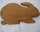 Adorable Bunny Rabbit:  Original Design Cutting Board