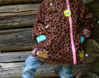 Farbenmix IZZY Breezy Spring and Fall Jacket Sewing Pattern