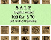 SALE No.4  Buy 100 Images for 70 Dollars