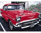 Bob's '57 Chevy
