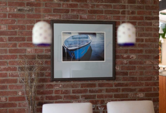 Solo - Matted and Framed