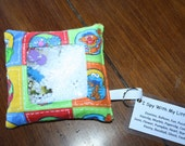 "I Spy / Find It  Bag Quiet Car/ Church Toy- Puzzle ""Sesame Street"""