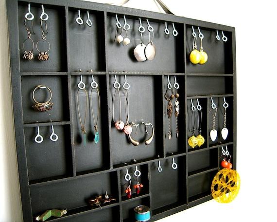 Printer Tray Jewelry Display