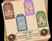 Easter Tags I - IP