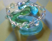 Little Mermaid Seashell Beaded Bracelet by Prince Charming