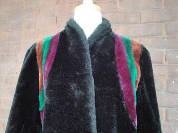 Betsy B Plush Jacket
