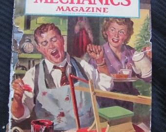 Vintage Popular Mechanics Magazine December 1947