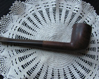 Vintage Briarwood Smoking Tobacco Pipe Epicure  SS Pierce Co