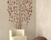 Magic Tree XXL - Vinyl Wall Decal, Wall Sticker, Wall Decor, Home Decoration