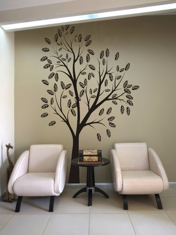 Items similar to vinyl wall decal wall sticker wall for Decoration xxl