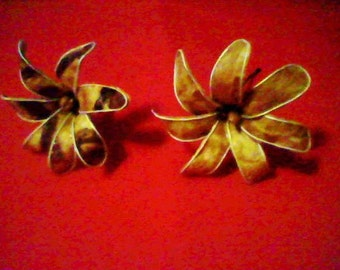 """Tapa flower """"Tiare"""""""