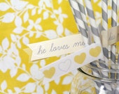 Printable Paper Party Flags and Photo Props