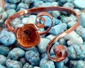 Copper Buttercup Bone