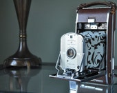 Vintage Polaroid Land Camera Lamp