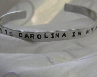Gone To Carolina In My Mind.  Classic Carolina Love
