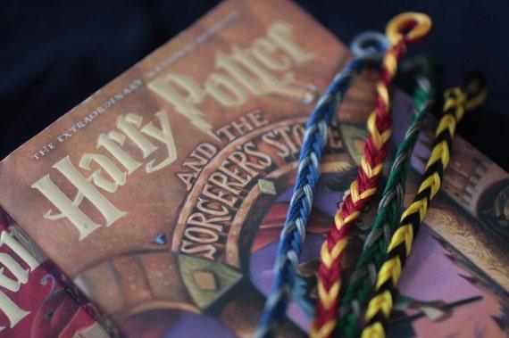 Hogwarts Friendship Bracelets