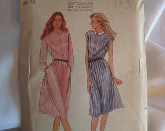 Butterick Womens Dress Pattern