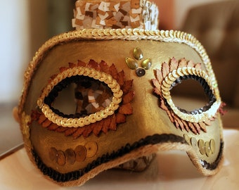 Arduinna Mask from SHYLA Collections