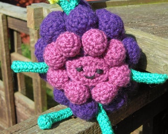 Crochet Wildberry Princess from Adventure Time