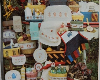 Sewing for Decorative Baskets - Stenciling, Stitching, Sewing and Stuff,  Book 14 by Stephanie S. Hedgepath  New/Unused