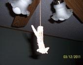 Deer Antler Ceiling Fan Pull