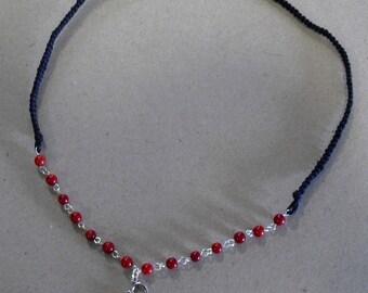 Hippie Valentine Necklace